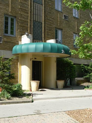 Cloverhill Apartments, Toronto
