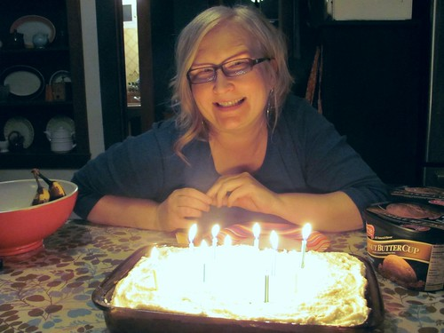 my birthday by Stephanie Distler
