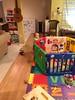 #cecelia in her playroom