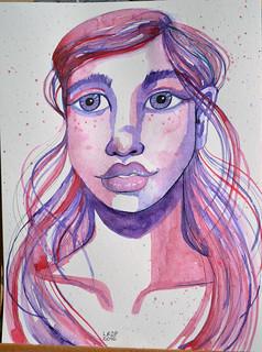 Week 30 - Pink Girl 3