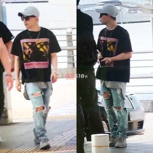 Big Bang - Incheon Airport - 05jun2016 - YB 518 - 08