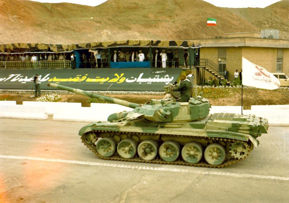 T-72 Khorramshahr