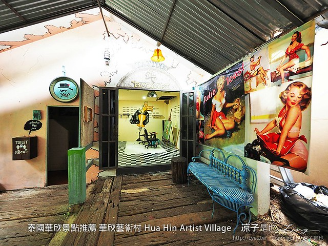 泰國華欣景點推薦 華欣藝術村 Hua Hin Artist Village 46