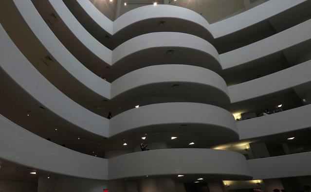 Guggenheim Museum, New York (2016)