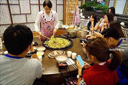 韓國傳統石鍋拌飯文化體驗館_023