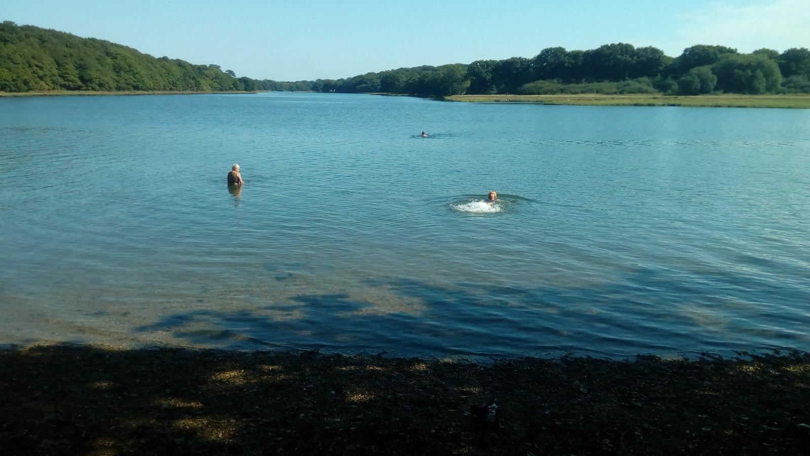SWC Swimming Team