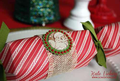 Christmas Crackers Close Up