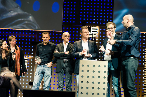 THE STARTUP COMPETITION AT LEWEB PARIS 2012