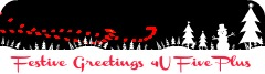 festive greetings award 4U groups NEW five plus