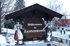 Leavenworth Washington Christmas, 2012