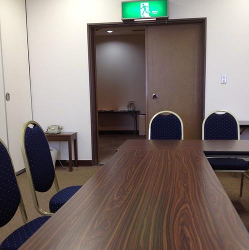 琴平パークホテルの会議室 by haruhiko_iyota