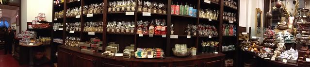 xocolat im Palais Ferstel