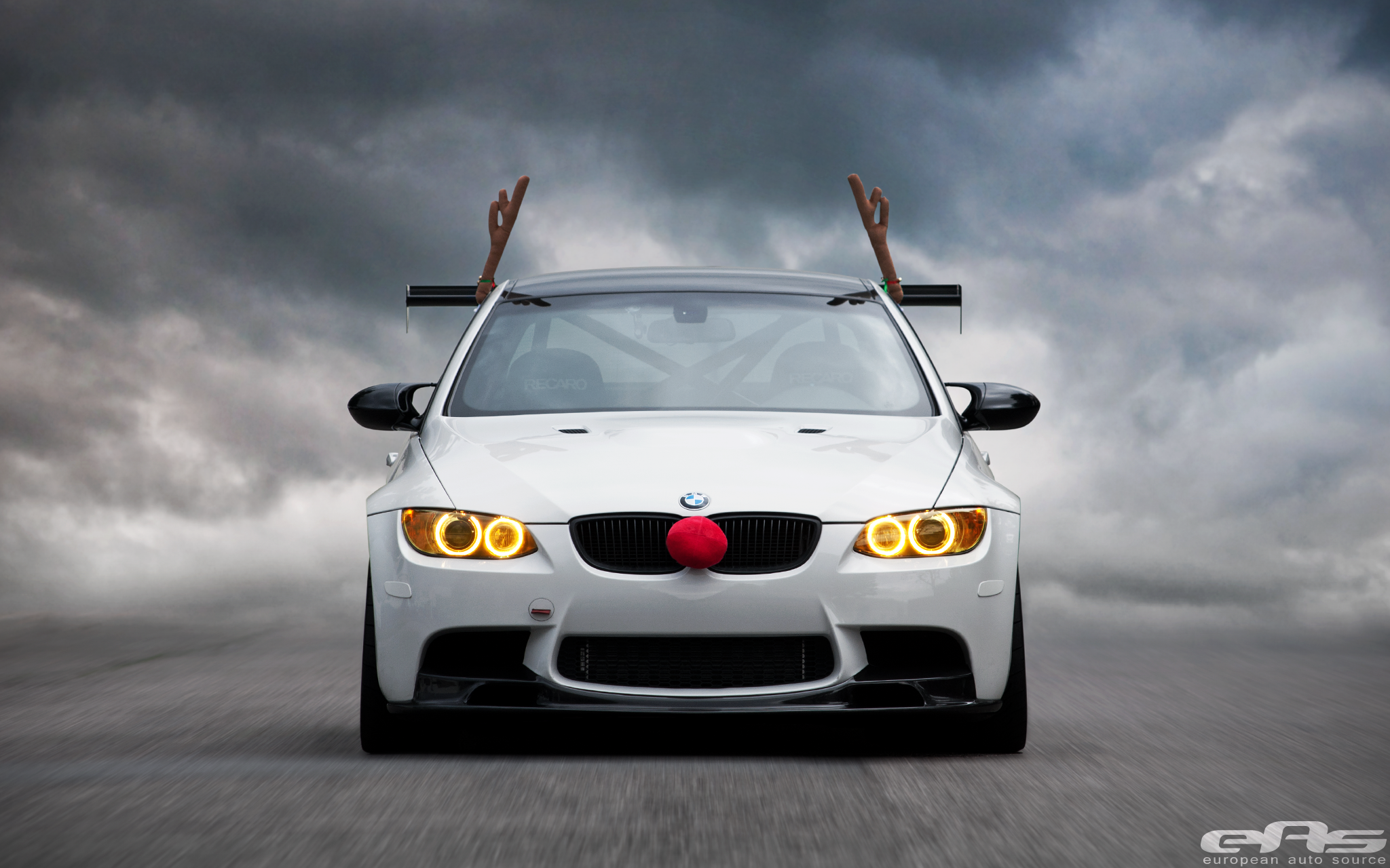 BMW E92 M3 Rudolph Edition by eas