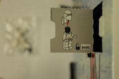LEGO Star Wars 2012 Advent Calendar (9509) - Day 15: Snowtrooper