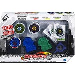 Beyblade Metal Fury Legendary Bladers Set