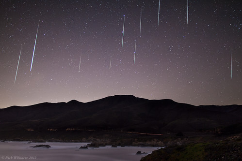 Geminid Meteor Shower Time Shifted