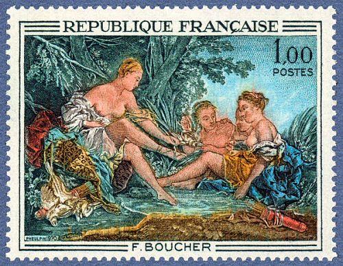 Boucher 1703-1770
