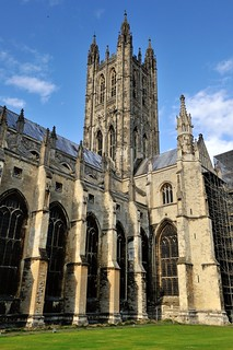 Canterbury Cathedral 2012