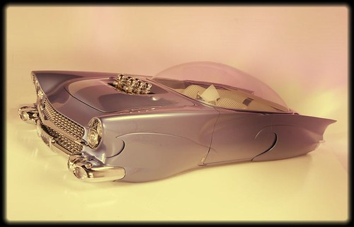 "Gary Chopit ""Beatnik"" 1955 Ford by Misterzumbi"