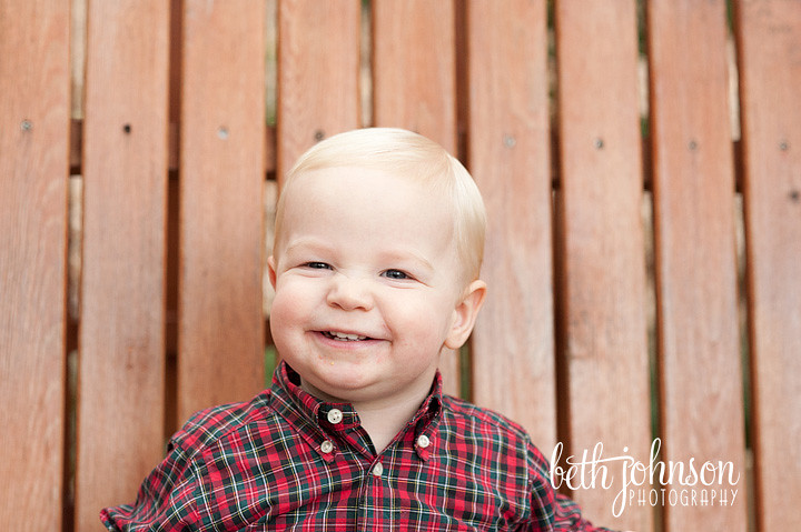 tallahassee florida holiday card family photography baby boy