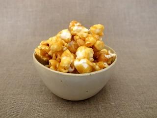 NYAnything{吃喝玩紐約 香甜好生活}:吃不停的焦糖爆米花 2012 Christmas Caramel Popcorn