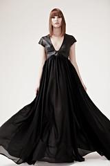 bridal clothing(0.0), cocktail dress(0.0), little black dress(0.0), wedding dress(0.0), prom(0.0), neck(1.0), textile(1.0), gown(1.0), clothing(1.0), sleeve(1.0), fashion(1.0), satin(1.0), formal wear(1.0), photo shoot(1.0), dress(1.0),