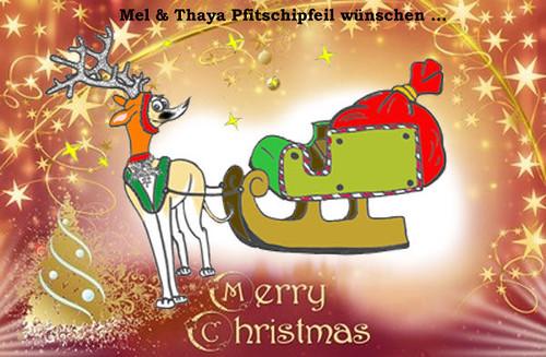 Weihnachten 2012MelThaya