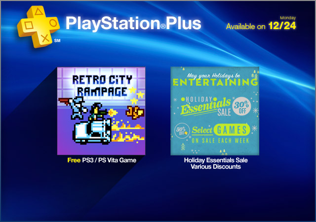 PlayStation Plus Update – PlayStation Blog