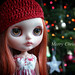 Merry Christmas to all my flickr friends ^___^ by AlmondDoll