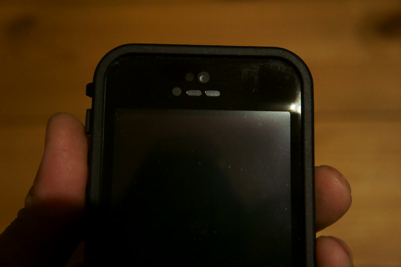 LifeProof fre iPhone 5 Case DSC04476
