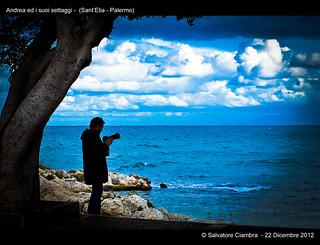Bild av spiaggia dei Carabinieri. panorama nikon nuvole mare cielo palermo sicilia nwn santelia d700 ciambra nikonclubit salvatoreciambra rememberthatmomentlevel1 clubitnikon vaterfotografo