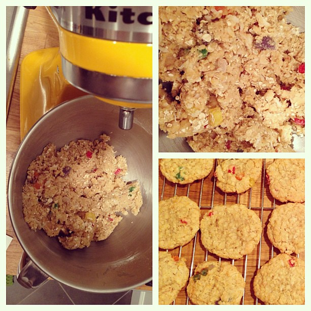 More holiday baking #christmascookies