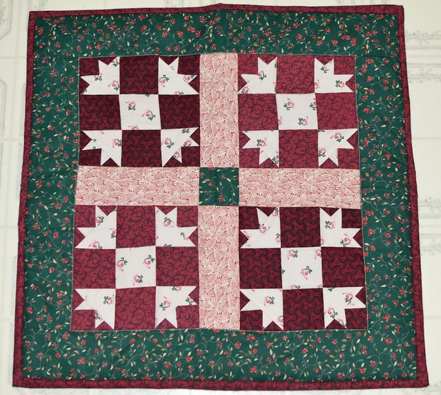 December Small Quilt of the Month
