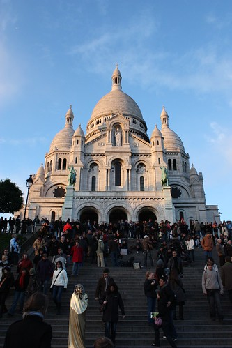 Basílica del Sacré-Coeur - Paris