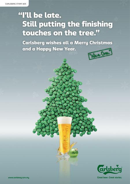 Carlsberg-Christmas-ad