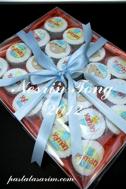 baby cupcake (Medium)