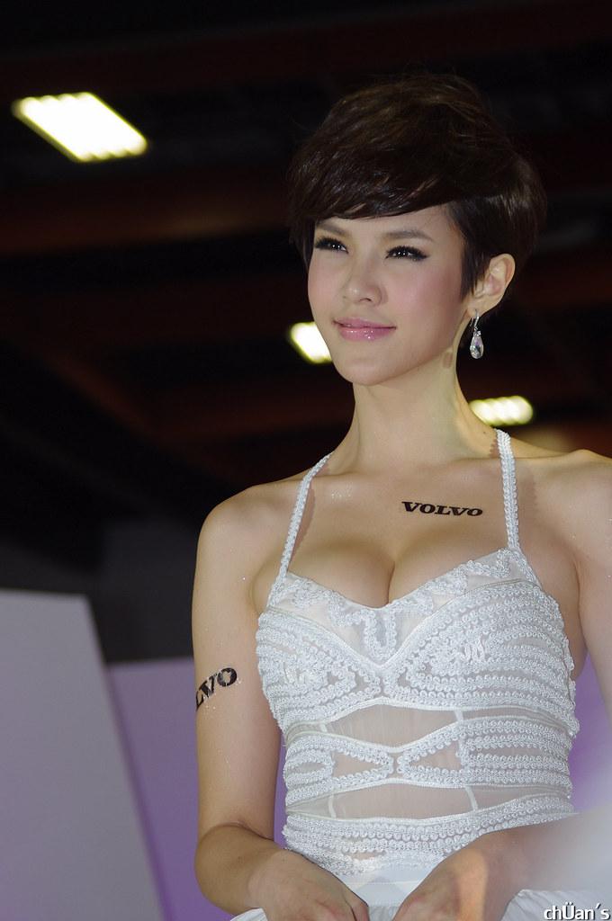 2013 台北新車ShowGirls大展