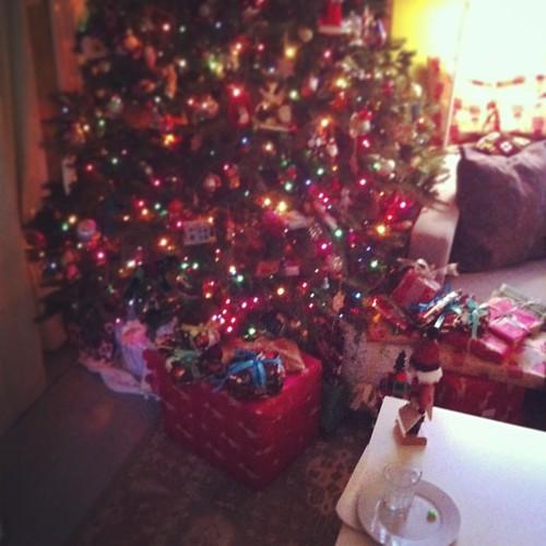 I believe. #santa #greenman #odin #hollyking #hernethehunter #yule