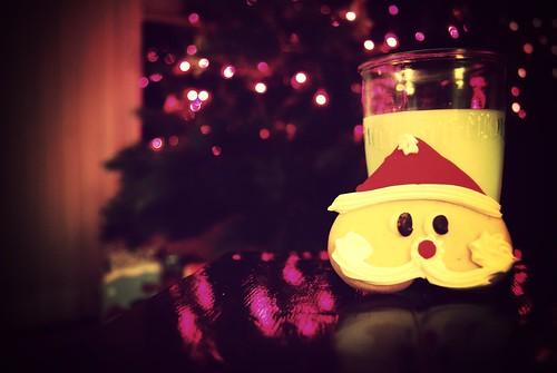 Santa Cookies for Santa