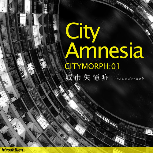 City Amnesia / CITYMORPH:01 - soundtrack