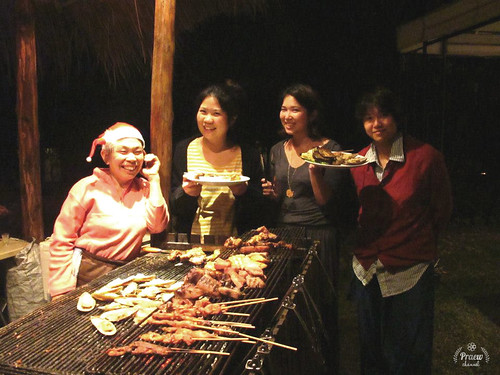 Christmas Eve at Chiangdao Nest