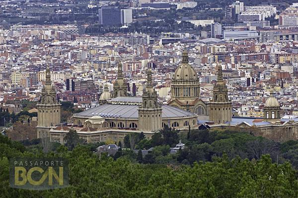 Parc de Montjuïc, Barcelona
