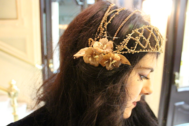 Antique wedding Headdress11