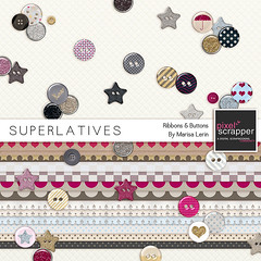 Superlatives Preview - Ribbons & Buttons
