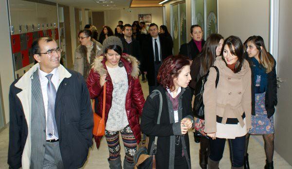 Rehber Öğretmenler Üsküdar Üniversitesi'nde  2