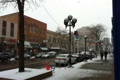 Day 4 snowfall