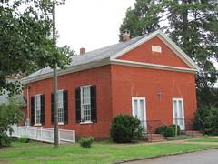 Thomas Chapel United Methodist Church, Cartersville, Va