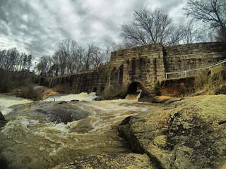 Pelham Mill Dam 3