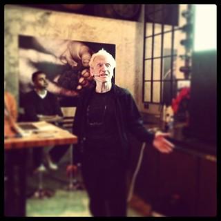 TED speaker Richard St. John speaks about success.
