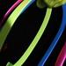 Glow-in-the-Dark PopMolly belts, PopMolly